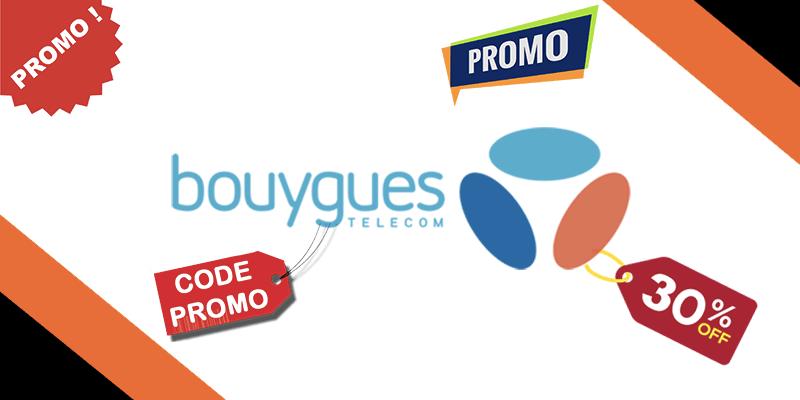Codes Promo Bouygues Telecom Ventes Privées Et Bons Plans