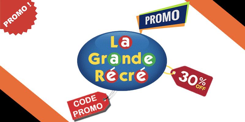 Promotions La Grande Récré