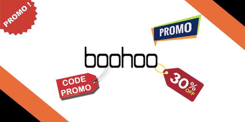 Promotions Boohoo