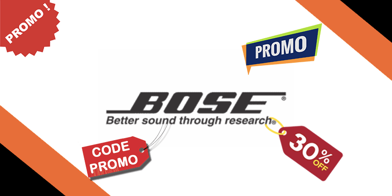 Promotions Bose