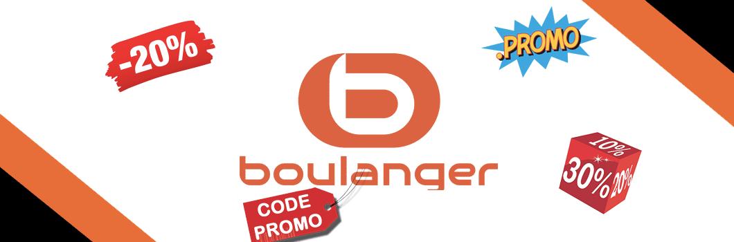 Promotions Boulanger