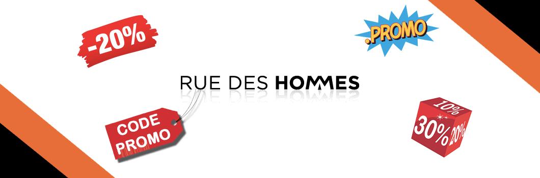 Promotions Rue des Hommes
