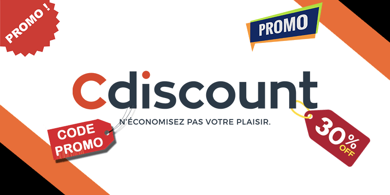 Promotions Cdiscount