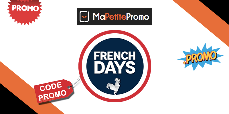 Les bons plans et codes promo des French Days