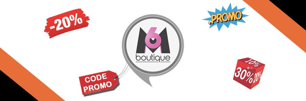 Promotions M6 Boutique